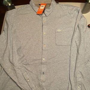 Dockers Knit Shirt, Slim Fit